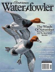American Waterfowler issue Volume VIII, Issue V