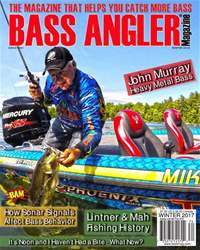 BASS ANGLER MAGAZINE issue Winter 2017 / 2018