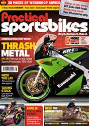 Practical Sportsbikes issue December 2017