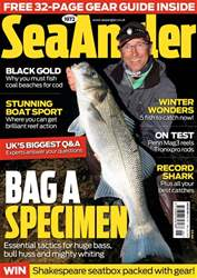 Sea Angler issue Issue 551