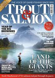 Trout & Salmon issue Trout & Salmon