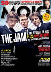Mojo issue January 2018