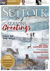 EADT Suffolk Magazine Cover