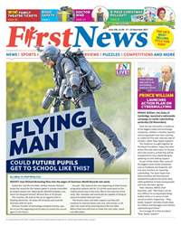 First News issue First News Issue 596