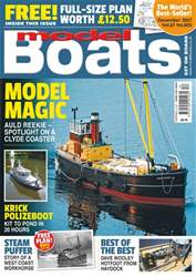 Model Boats issue December 2017