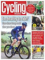Cycling Weekly issue 16th November 2017