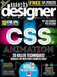 Web Designer issue Issue 268
