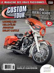 Custom Tour issue Hiver 2018