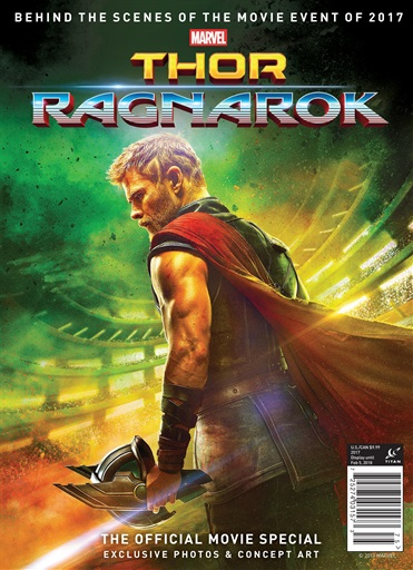 Thor: Ragnarok Digital Issue