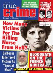True Crime issue True Crime December 2017