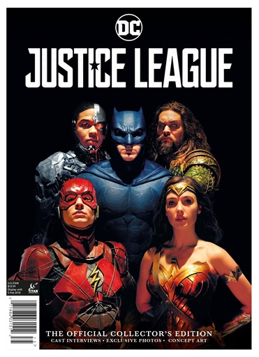 Justice League Preview