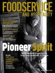 Foodservice and Hospitality issue November 2017