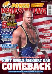 Power-Wrestling issue Dezember 2017