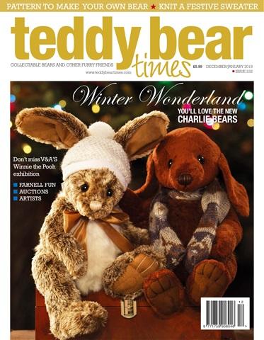 Teddy Bear Times issue Issue 232