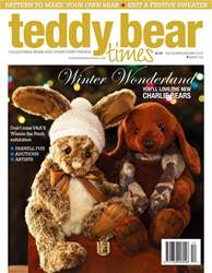 Teddy Bear Times issue Issue 232