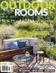 Outdoor Rooms issue Issue#37 - 2017