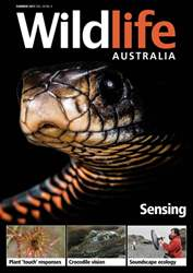 Wildlife Australia Magazine Summer 2017 issue Wildlife Australia Magazine Summer 2017