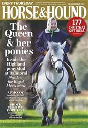 Horse & Hound issue 16th November 2017