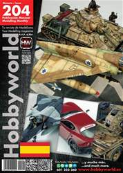 HOBBYWORLD 204 issue HOBBYWORLD 204