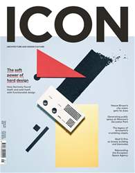 Icon Magazine Cover