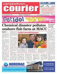 Campbeltown Courier issue 17th November 2017
