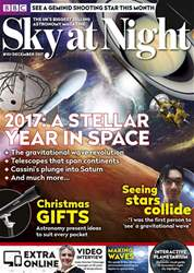 BBC Sky at Night Magazine issue December 2017