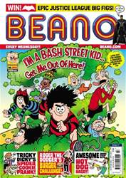 The Beano issue 25th November 2017