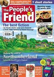 The People's Friend issue 25/11/2017