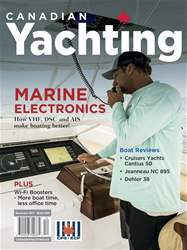 Canadian Yachting issue December 2017