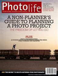 Photo Life December/January 2018 issue Photo Life December/January 2018