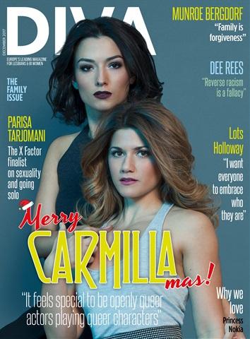 DIVA Magazine issue December 2017