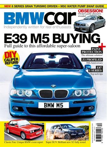 BMW Car issue December 17