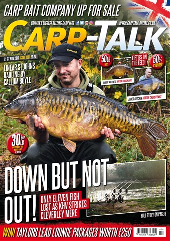 Carp-Talk issue 1201