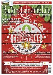 Buckinghamshire Life issue Dec-17