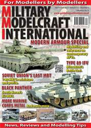 Military Modelcraft International issue December 2017