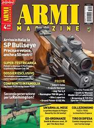 ARMI MAGAZINE issue ARMI MAGAZINE