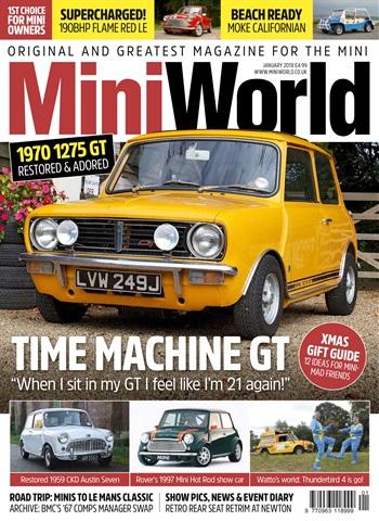 Mini World issue January 2018