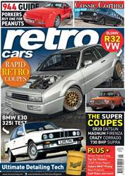 Retro Cars issue January 2018