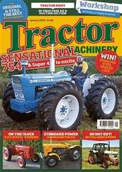 Tractor & Machinery issue January 2018