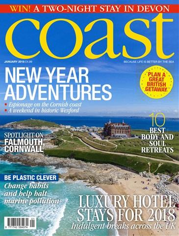 Coast issue January 2018