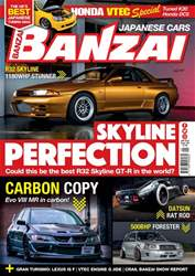 Banzai issue January 2018