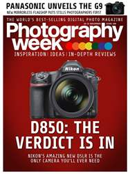 Photography Week issue Issue 269