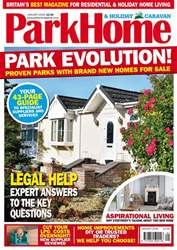 Park Home & Holiday Caravan issue January 2018