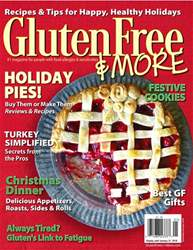 Gluten Free & More issue Dec/Jan 2018