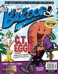 BAZOOF! issue Wacky Winter #61