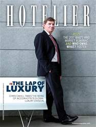 Hotelier issue October/November 2017