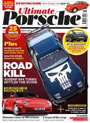 Ultimate Porsche issue January 2018