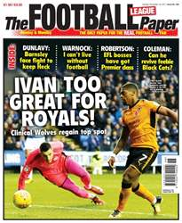 The Football League Paper issue 19th November 2017