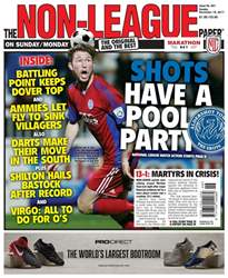 The Non-League Football Paper issue 19th November 2017
