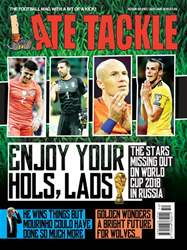 Late Tackle Football Magazine issue Dec 2017/Jan 2018